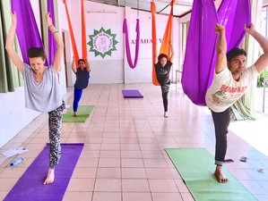 10 Day 100-Hour Aerial Yoga Teacher Training Dharamshala, Himachal Pradesh