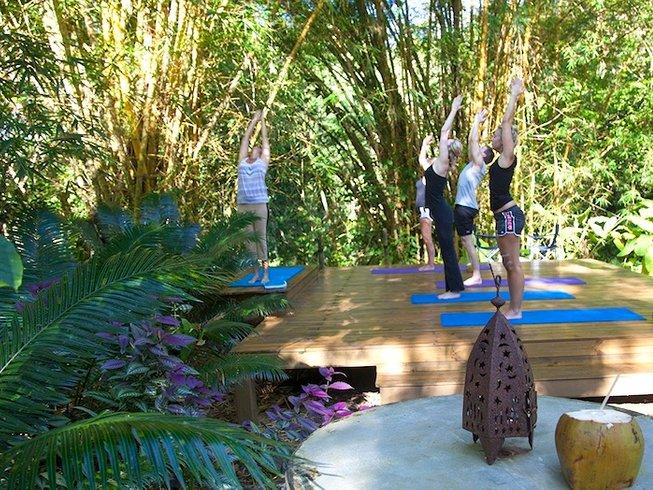 6 Days Healing Ayurveda & Yoga Retreat in Costa Rica