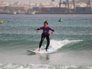 8 Day Surf Camp in Corralejo, Fuerteventura