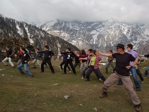 11 Days Unforgettable Karate Holiday in a Tibetan Monastery in Dharamsala, India