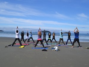 4 Days Beach Yoga and Meditation Retreat Canada