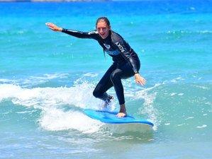 8 Days Luxury Surfcamp Fuerteventura, Canary Islands, Spain