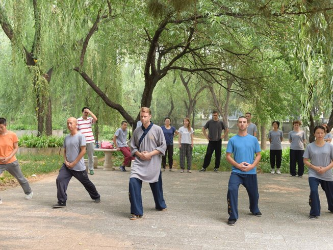 2 Years Intensive Kung Fu School in Beijing, China