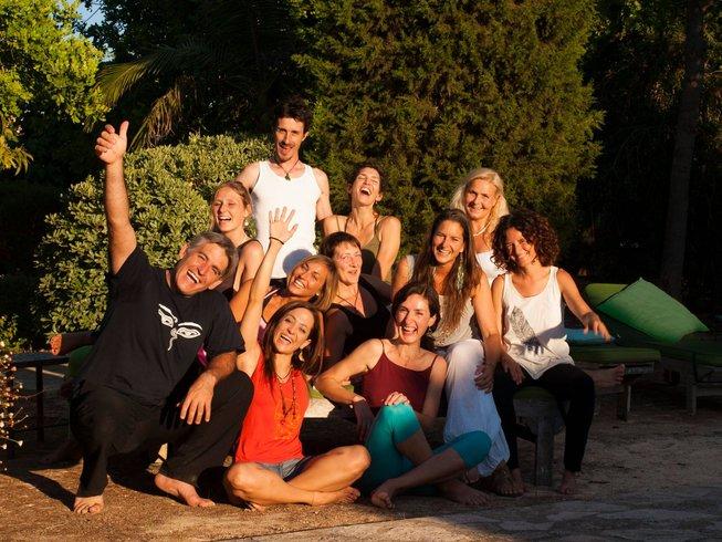 8 Day Yoga and Detox Retreat in Mallorca