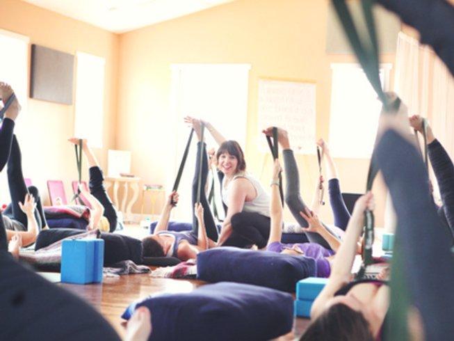 3 Tage Neujahrs Meditation und Yoga Retreat für Frauen in Georgia, USA