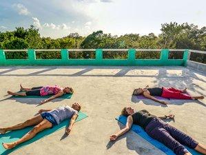2 días / 2 noches: combinación de meditación, tantra yoga en Cancún, México