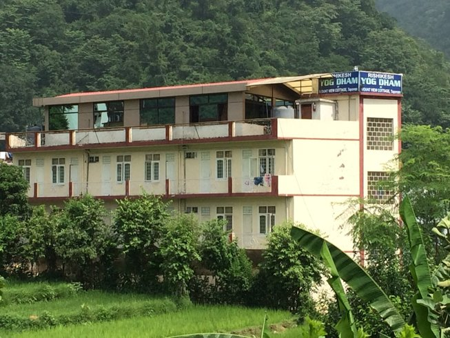 28 Days 200-Hour Hatha Yoga Teacher Training in India