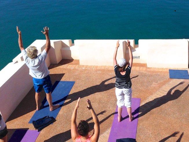 14 Days Deluxe Yoga Retreat in Casperia, Italy