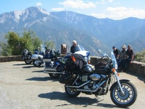 12 Days Peaks and Passes Motorcycle Tour in California, USA