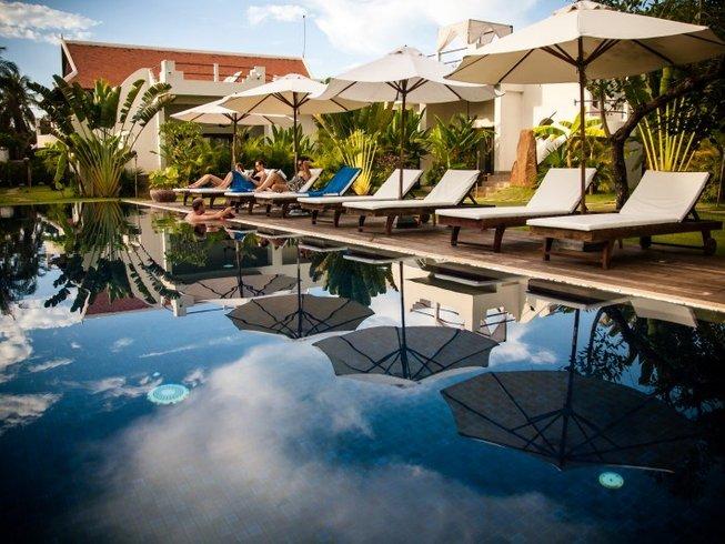 8 Days Wellness, Meditation, and Yoga Retreat Cambodia