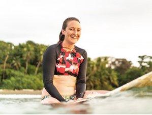 7 Day Beginner Surf Camp in Puntarenas Province