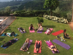 8 Day Meditation, Wine, Coching, and Yoga Retreat in Tuscany, Province of Lucca
