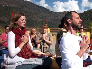 11 Days Meditation and Ayurveda Yoga Retreat India