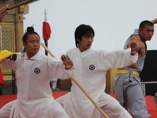 14 Days Wudang Kung Fu Training in Hubei, China