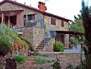 8 Day Private Family or Friends Yoga Holiday in Your Exclusive Tuscan Villa, Tuscany
