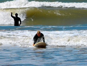 7 Days Painting and Surfing Holiday in Tamraght, Morocco