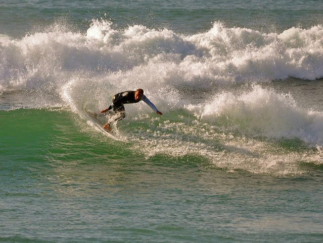 8 Days Amazing Surf Camp in Lagos, Portugal