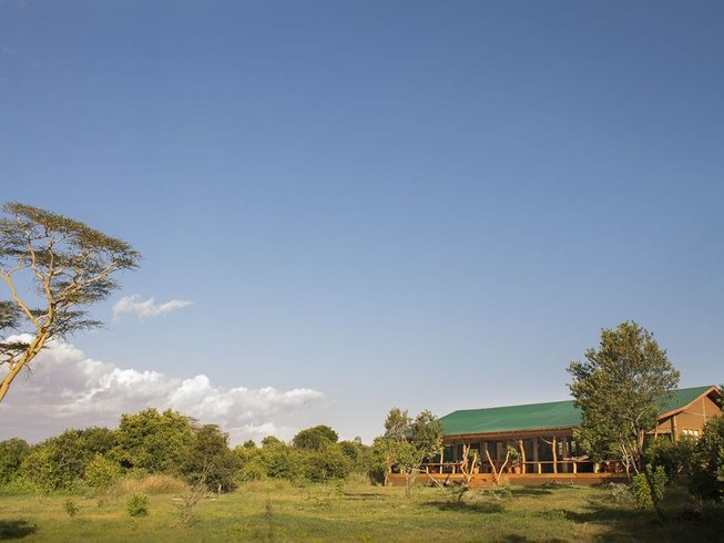 9 Days Safari Yoga Retreat in Kenya