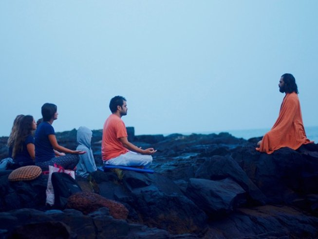 10 Days Christmas and New Year Yoga Retreat in India