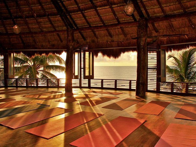 7 Days Magical Waters and Yoga Retreat in Mexico
