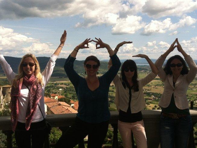7 Days Yoga Holiday in Tuscany, Italy