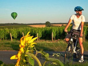 5 Days Self Guided Cycling Tour in Amboise, France