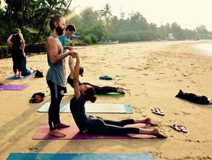 3 días retiro de yoga en Goa, India