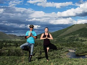 10 Days Jivamukti Yoga Retreat in Mongolia