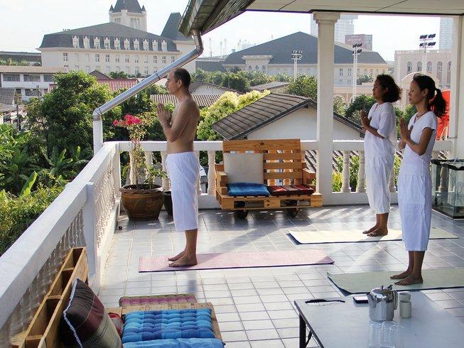 3 Tage Regressionstherapie, Meditation und Yoga Retreat in Bangkok, Thailand