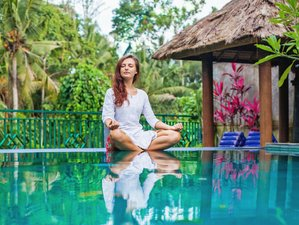8 Day Super Seven Mind Body Detox Retreat with Meditation and Yoga in Ubud, Bali