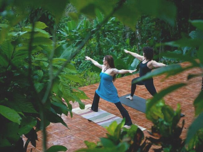 9 Days Women's Meditation Yoga Retreat in Costa Rica