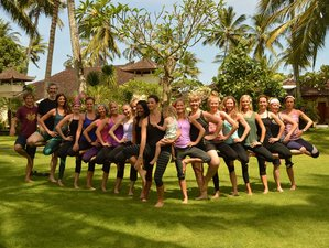10 Days Yoga Retreat in Bali, Indonesia