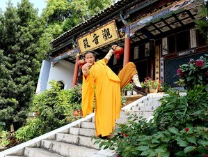 6 Months Authentic Shaolin Monk Training in Shaolin Temple Yunnan, China
