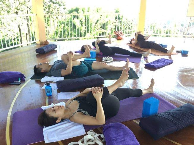 9-Daagse Voedingstherapie voor Constipatie en Yoga Retraite in Chiang Mai, Thailand