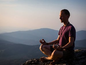 7 Day Tranquil with Nature in the Mountains Yoga and Meditation Retreat in Rishikesh