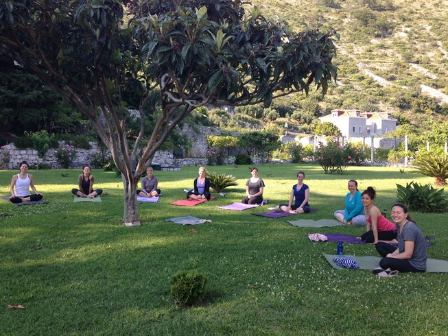 7 Days Mindful Movement Yoga Retreat in Morocco