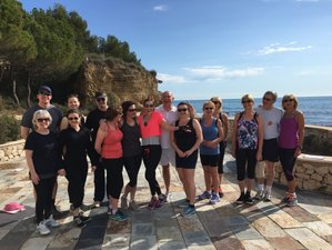 7-Daagse Luxe Bootcamp & Wellness Retraite in Spanje