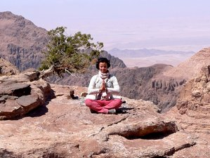9-Daagse Yoga Retraite met Liz Warrington in Jordanië