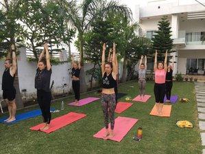 Online 25 Day 200-Hour Ashtanga, Hatha, Yin, and Ayurveda Yoga Teacher Training