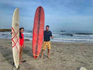 5 Day Surfari Exploring Cartagena, Puerto Colombia and Santa Marta in Colombia
