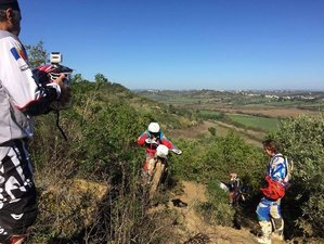 5 Days All Levels Enduro Guided Motorcycle Tour in Portugal