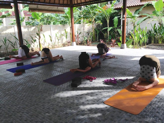 7 Days Dive Into Yoga Retreat in Bali