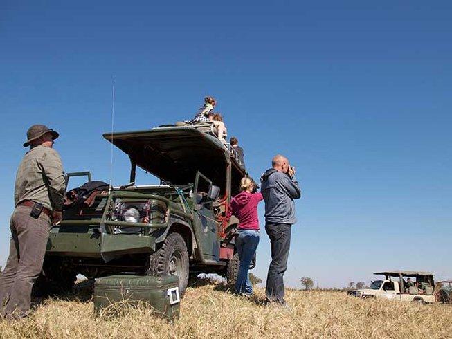 5 Days Private Safari in Botswana