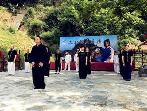 6 Months Traditional Taoist Wudang-Style Tai Chi and Kung Fu Training in Wudangshan, China