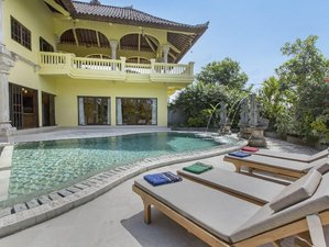 14 Days Basic Detox and Yoga Retreat in Bali
