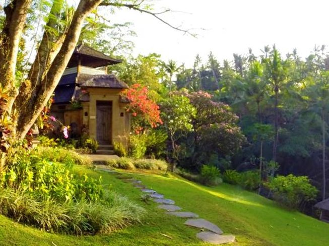 7 Days Unleashing Your Power Within Yoga Retreat in Bali, Indonesia