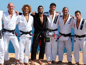 5 Days Private BJJ Training Camps in Ibiza