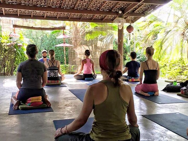 23 Days 200-Hour Yoga Teacher Training in Thailand