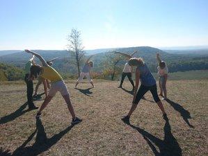 7 Tage Yoga und Wandern im Naturpark Stromberg in Baden-Württemberg, Deutschland