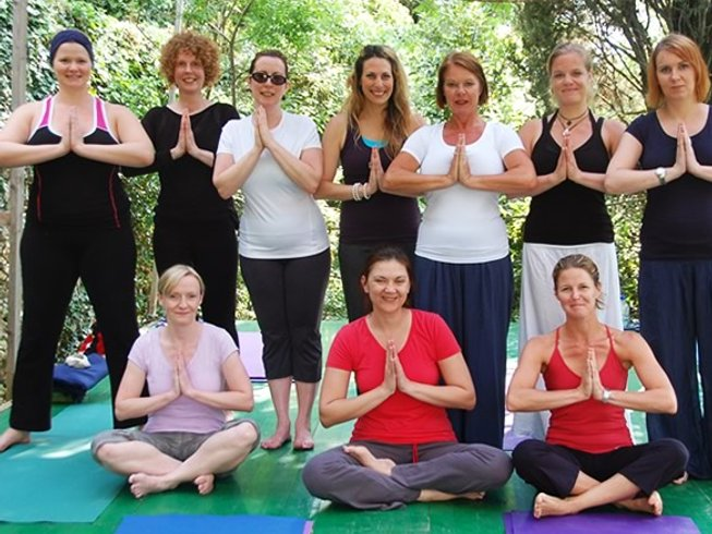 5 Days Yoga Weekend Holiday in Casperia, Italy